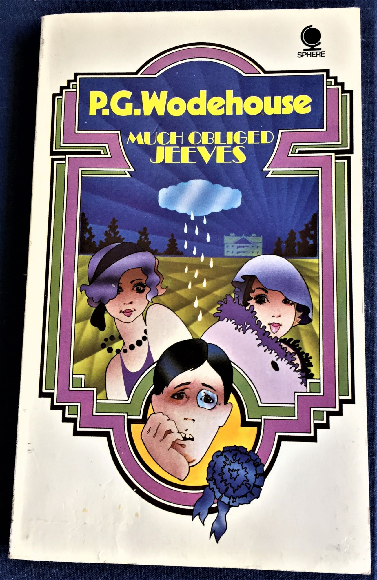 P G Wodehouse Much Obliged Jeeves 1972 Ebay Much obliged means that whatever was done is appreciated. ebay
