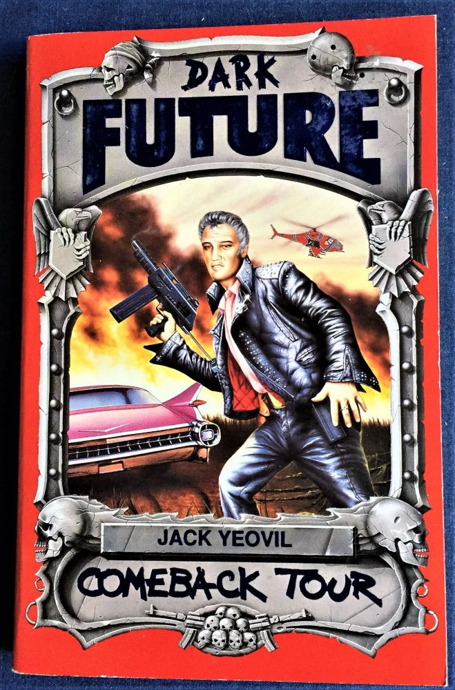 Dark Future, Comeback Tour. Jack Yeovil.