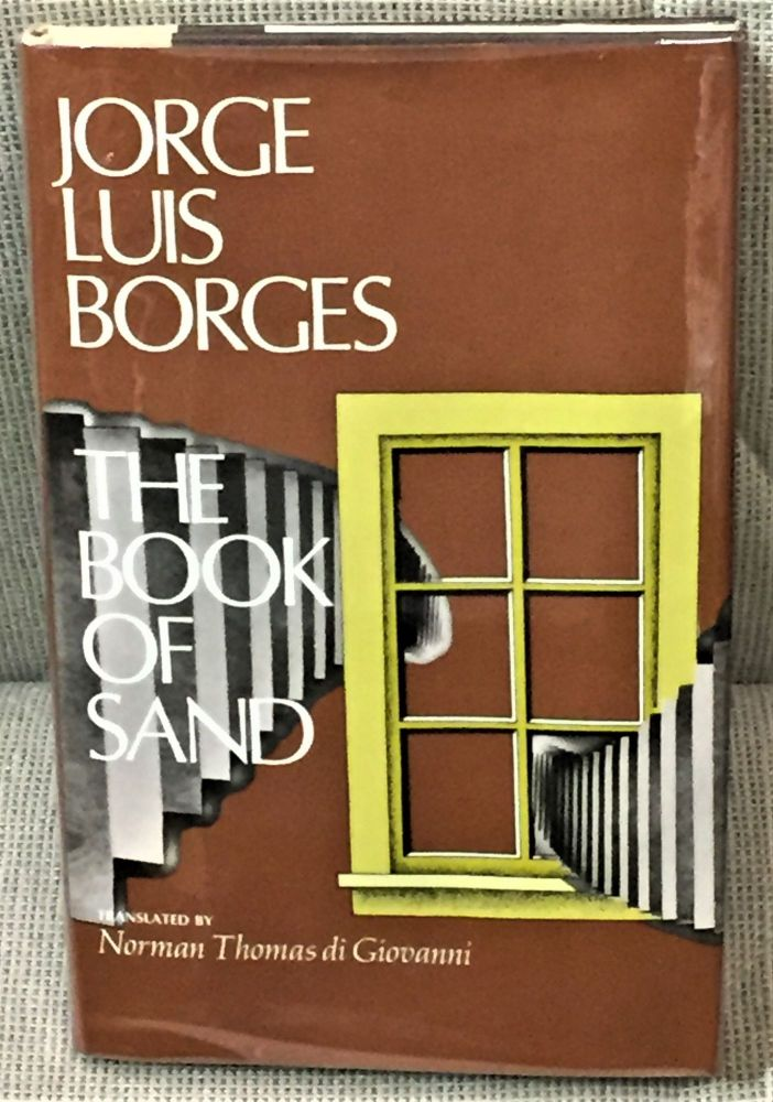 The Book of Sand. Jorge Luis Borges.