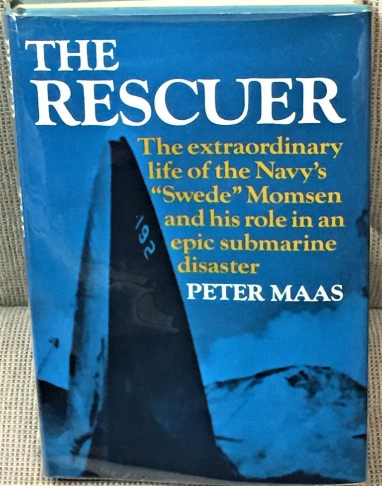 The Rescuer. Peter Maas.