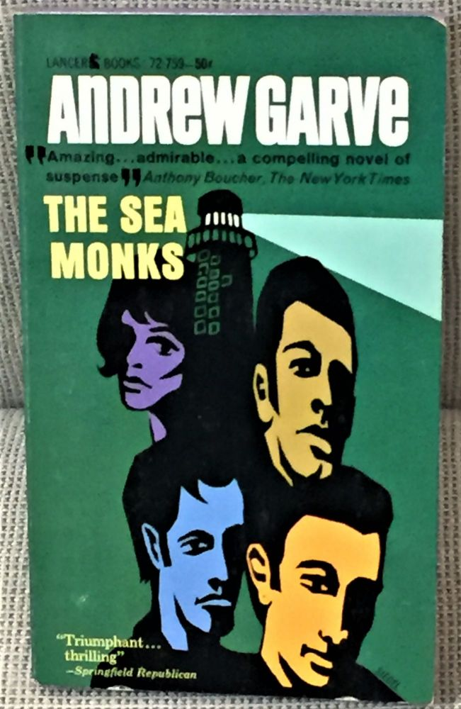 The Sea Monks. Andrew Garve.