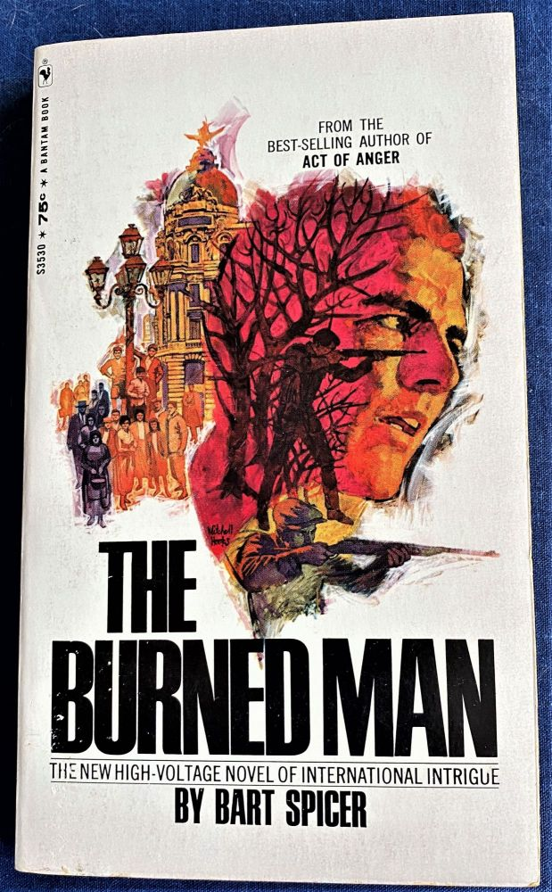 The Burned Man. Bart Spicer.