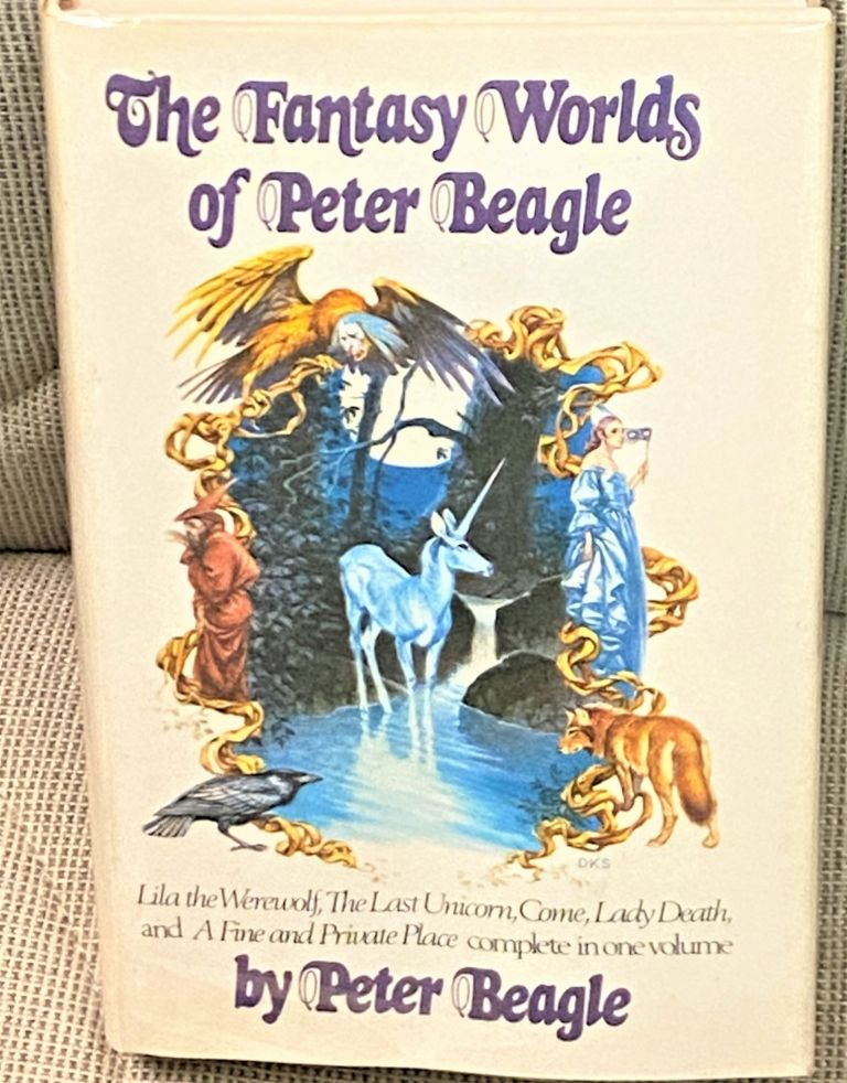 The Fantasy Worlds of Peter Beagle. Peter Beagle.