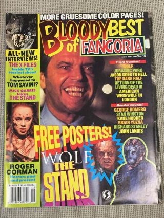 Bloody Best of Fangoria Vol. 13. Fangoria