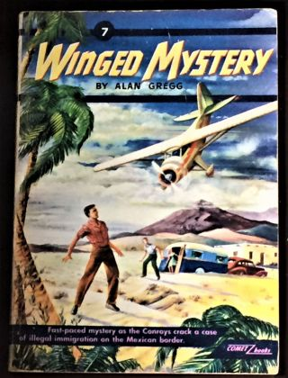 Winged Mystery. Alan Gregg