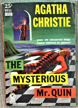 The Mysterious Mr. Quin. Agatha Christie