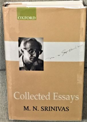 Collected Essays. M N. Srinivas