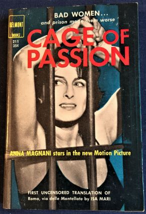 Cage of Passion. Isa Mari