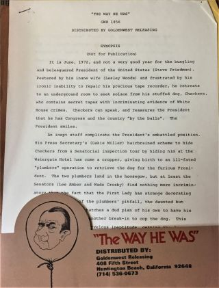 The Way He Was