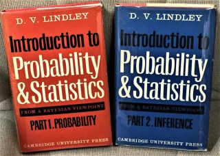 Introduction to Probability & Statistics, From a Bayesian Viewpoint, Part 1. Probability & Part...