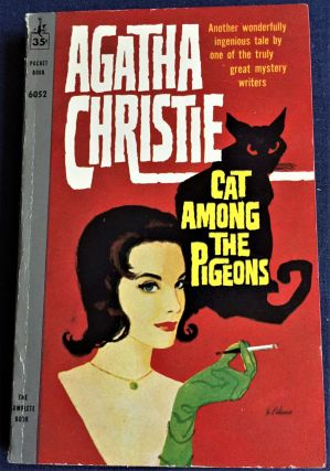 Cat Among the Pigeons. Agatha Christie