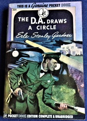 The D.A. Draws a Circle. Erle Stanley Gardner