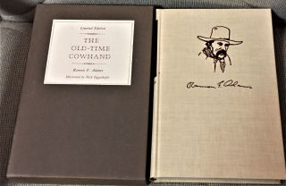 The Old-Time Cowhand