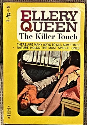 The Killer Touch. Ellery Queen