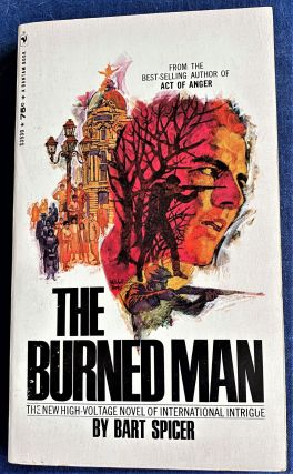 The Burned Man. Bart Spicer