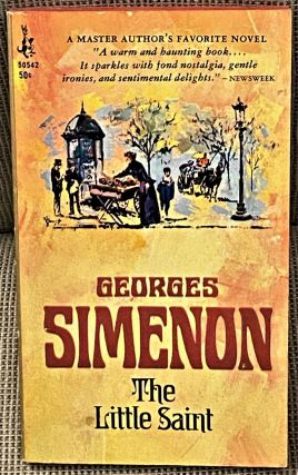 The Little Saint. Georges Simenon