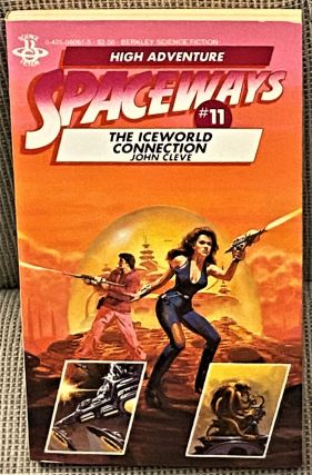 Spaceways #11 The Iceworld Connection. John Cleve