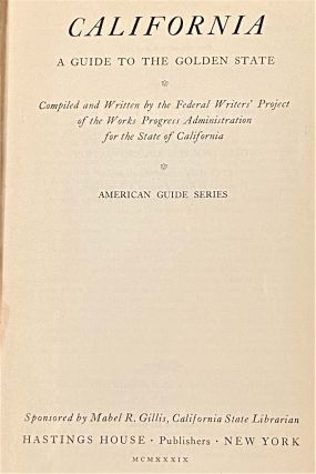 California, A Guide to the Golden State