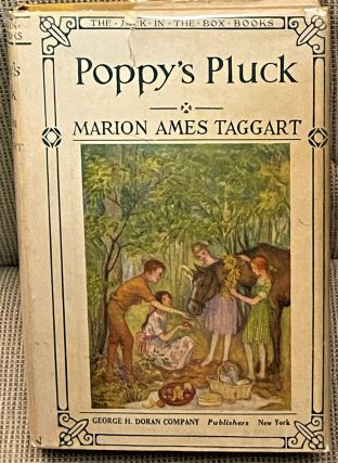 Poppy's Pluck. Marion Ames Taggart