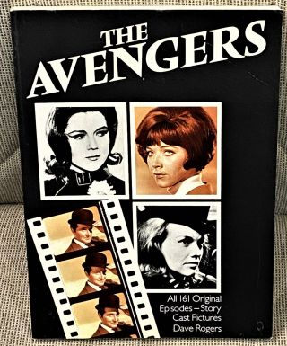 The Avengers. Dave Rogers